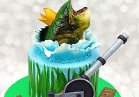 Bass Fish Theme Cake.jpg