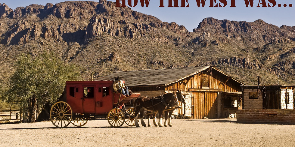 HOW THE WEST WAS... (SHORT FILM COLLECTION)