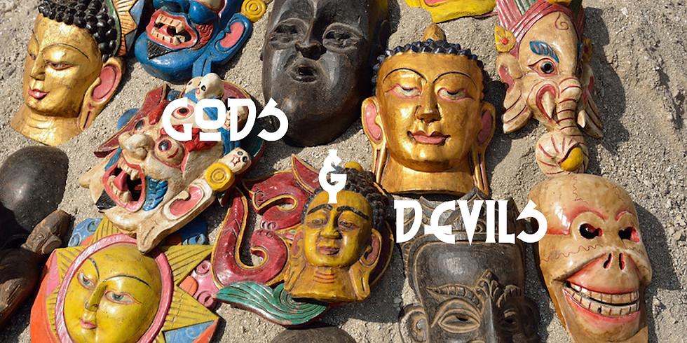 GODS & DEVILS SHORT FILM COLLECTION