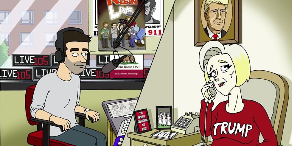 Kevin Klein Live Animation #3