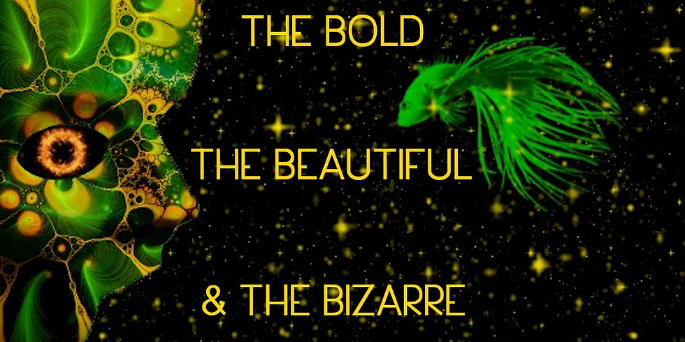 THE BOLD, THE BEAUTIFUL & THE BIZARRE (A SHORT FILM COLLECTION)