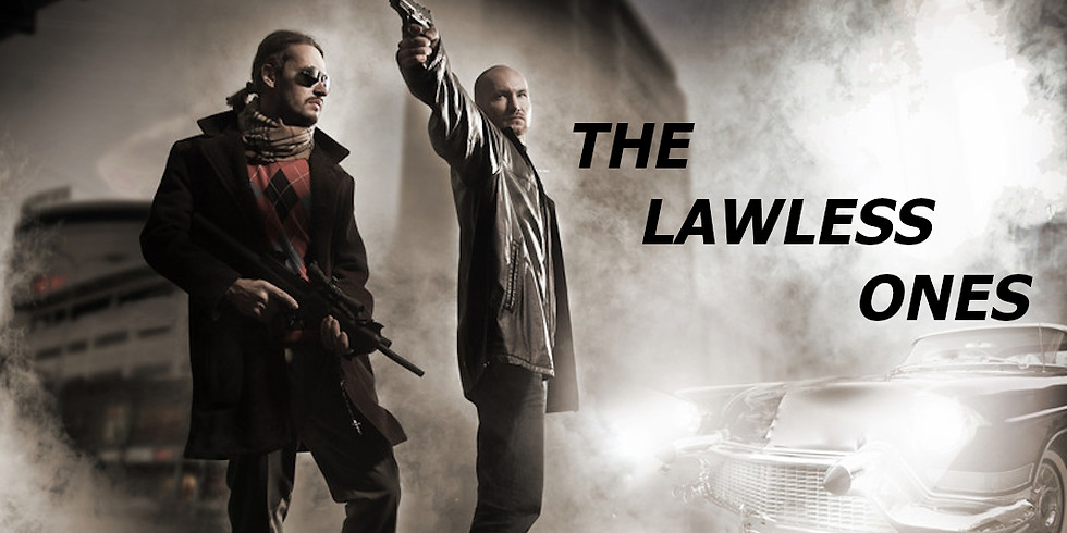 THE LAWLESS ONES (SHORT FILM COLLECTION)