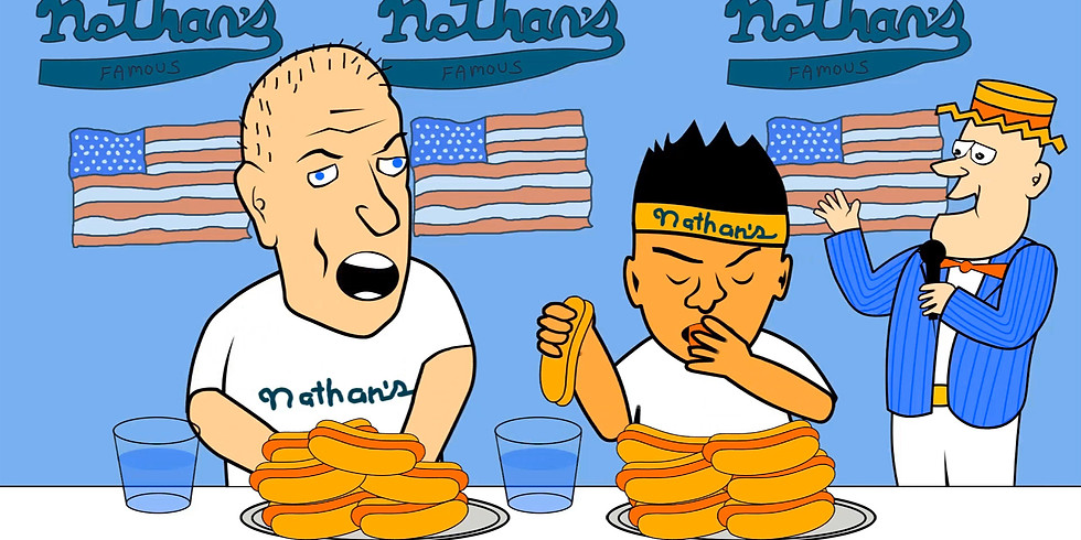 A Critique of Nathan's Hot Dog Eating Competition