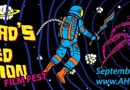 Mr HoleHead's Warped Dimension pages will be live by 11:59 pm PT, Sept 4. Sorry for the delays!