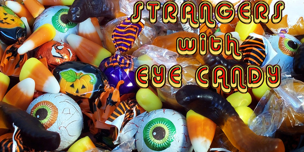 STRANGERS WITH EYE CANDY (SHORT FILM COLLECTION)