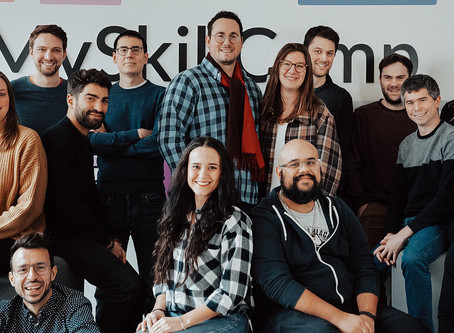 Inventures is pleased to announce its investment in Myskillcamp, a belgian Edtech start-up