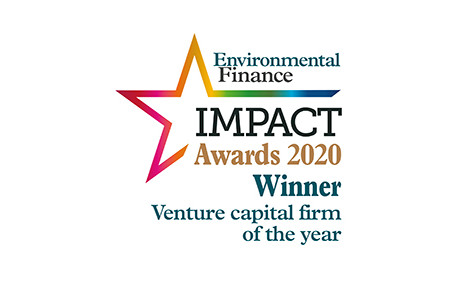Impact Award-Venture Capital firm of the Year