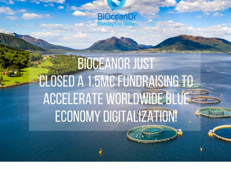 Inventures invests in Bioceanor to accelerate worldwide blue economy digitalization