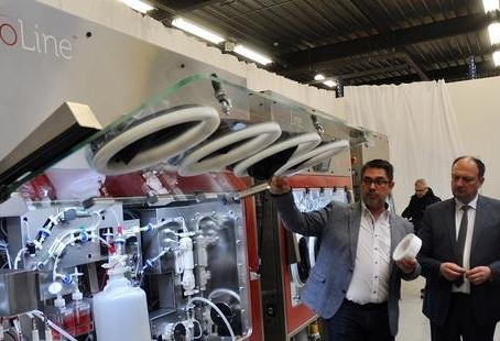 Univercells presents its revolutionary biomanufacturing platform: Nevoline system