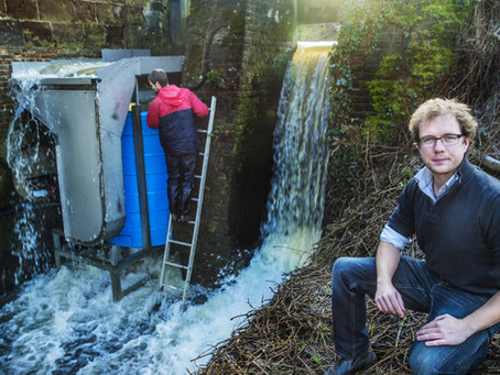 Turbulent is providing electricity in Malaysian villages