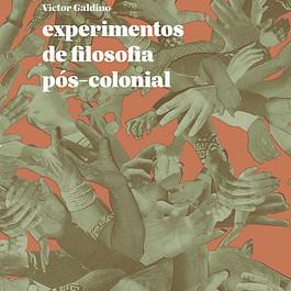 Pré-venda: Experimentos de Filosofia Pós-Colonial
