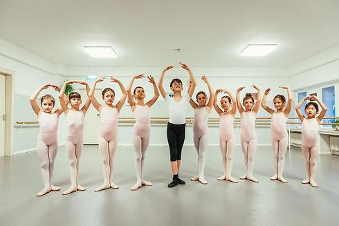 Tanz Kinder