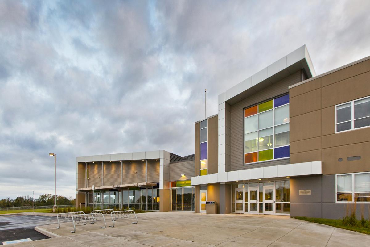 Yarmouth Memorial High School
