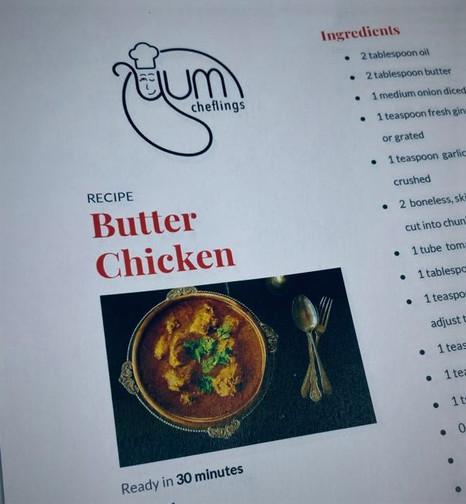 Chefling Recipe