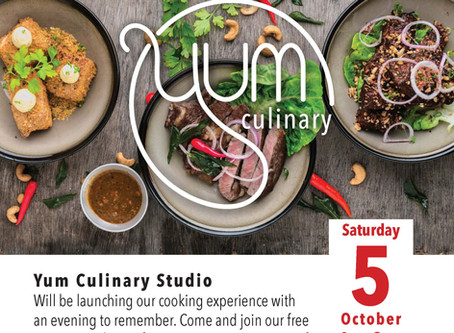 Culinary Studio Launching