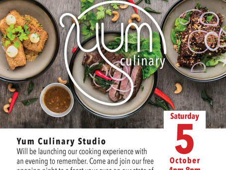 Culinary Studio Launching