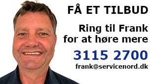 Frank Offersen - ring og hør mere om samarbejde