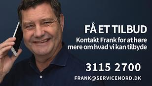 Frank Offersen - Servicegruppen NORD