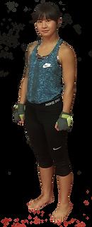 American Kickboxing Association Girl Training