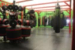 American Kickboxing Association Workout equipment