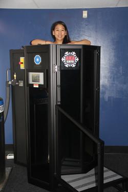 AKA Cryotherapy Machine