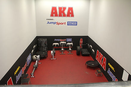 American Kickboxing Association Jump Sport Fitness
