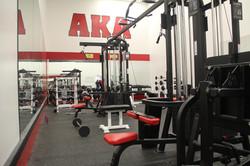 AKA Weight Machines