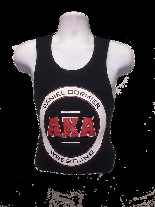 Men's Daniel Cormier- AKA Wrestling Black Tank