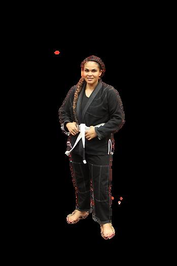 American Kickboxing Association Woman Training