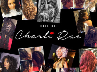 Welcome to Hair By Charli Rae