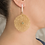 Thumbnail: Brinco Copper Wire Agata esmeralda 1/5
