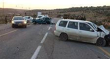 תאונת דרכים קטלנית עקב נהיגה במהירות מופרזת