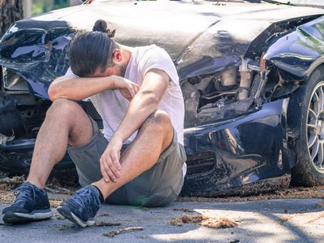 מה עושים לאחר מעורבות בתאונת דרכים?