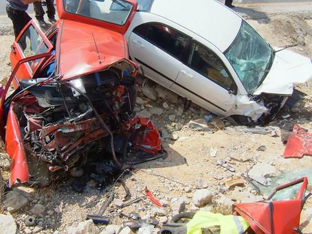 תאונות דרכים בישראל
