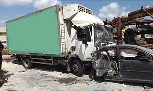 בוחן תנועה, התאמת נזקים תאונת דרכים.png