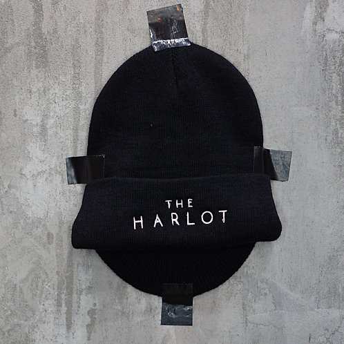 The H A R L O T Winter Hat with Bill