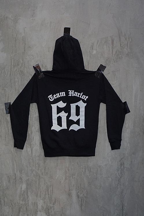 Team Harlot 69 Hoodie