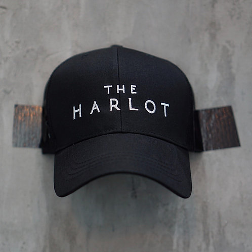 The H A R L O T Baseball Hat