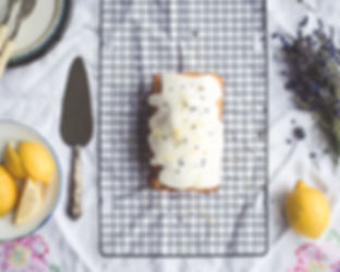 Lemon Cake, baking classes