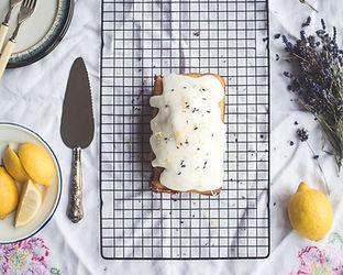 Lemon Cake, baking classes