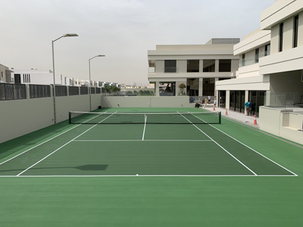 Sunken Tennis