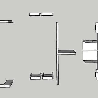 Modular mobile bathroom concept