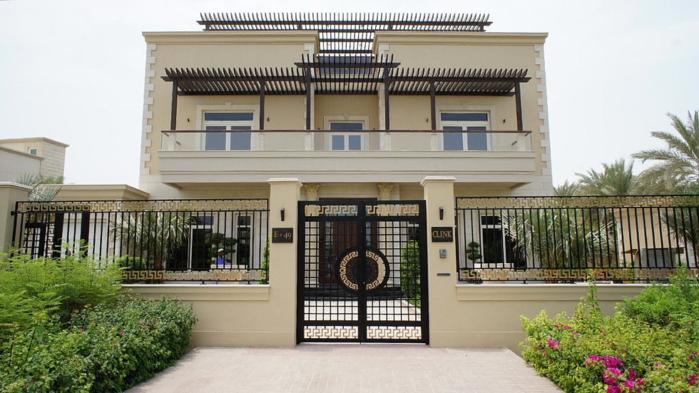 Stunning Dubai Home Design Gallery - Decorating Design Ideas ...