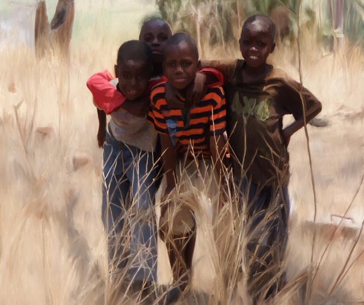 Zambian Boys