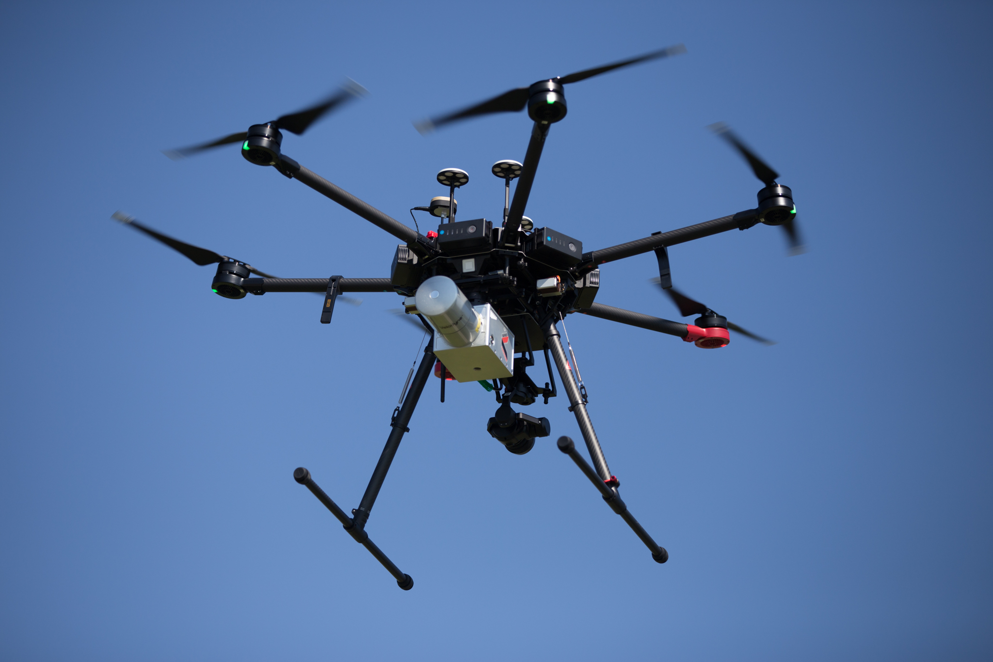 UAS Unmanned Aerial Systems | SurvTe