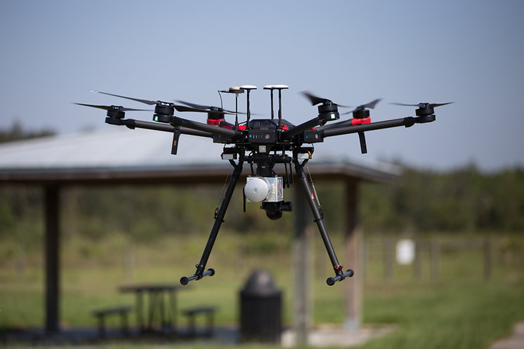 Unmanned Aerial Vehicle Surveys - Drone Surveying