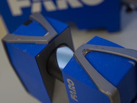 History Of 3D Laser Scanning