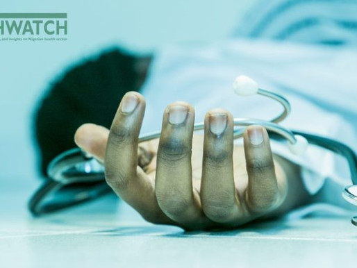 Gasping For Air: Doctor's Death Exposes Inherent Risks Of Nigerian Public Hospitals