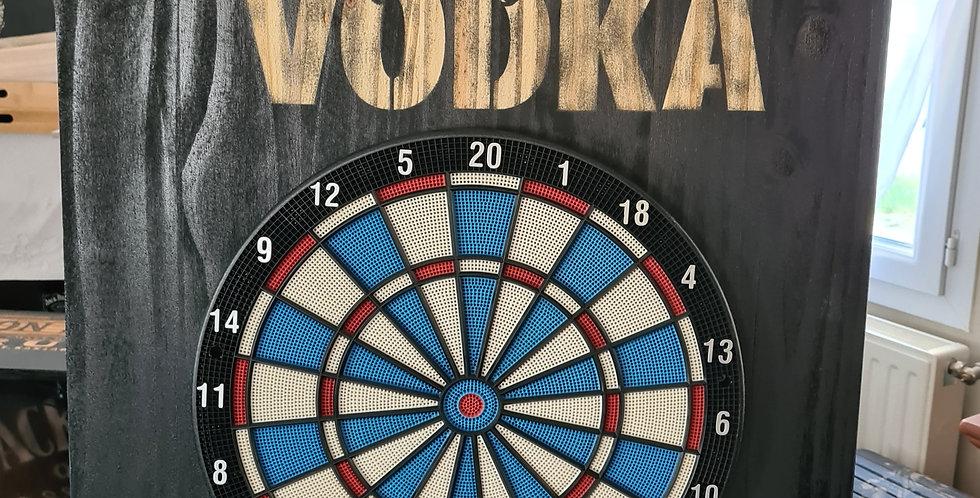 Stand de fléchette gravé absolut vodka