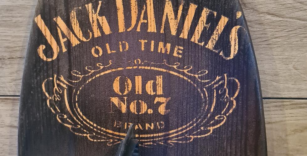Support bouteille gravé Jack Daniel's